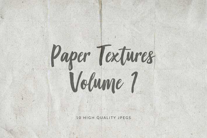 Thumbnail for Paper Textures Volume 1
