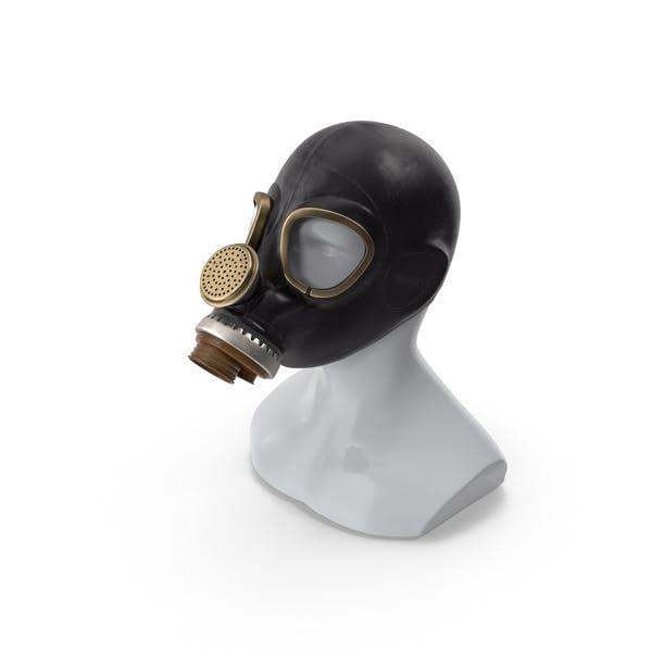 Dummy Toxic Mask