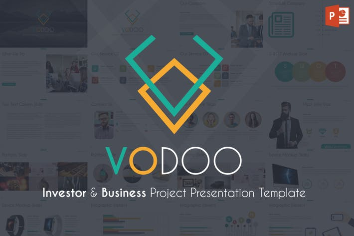Thumbnail for Vodoo - Powerpoint Template