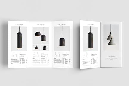 CENTRE - Lighting 3fold Brochure