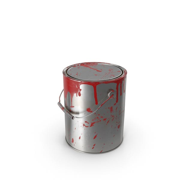 Cover Image for Dirty Paint Can