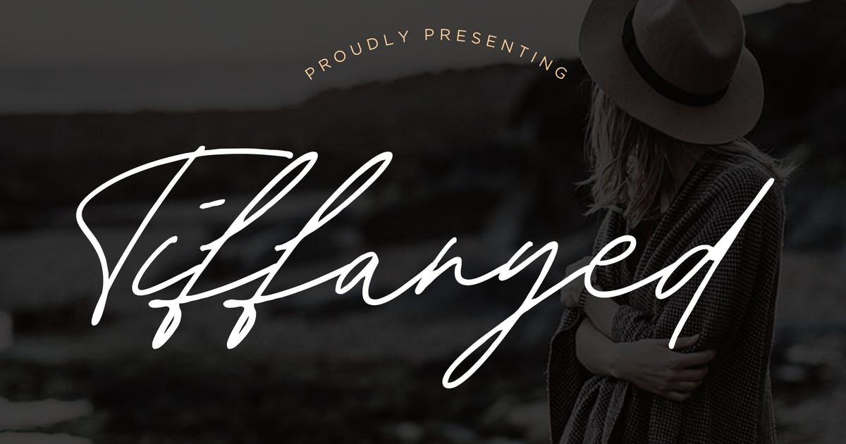 Download Tiffanyed Signature Collection by RahardiCreative