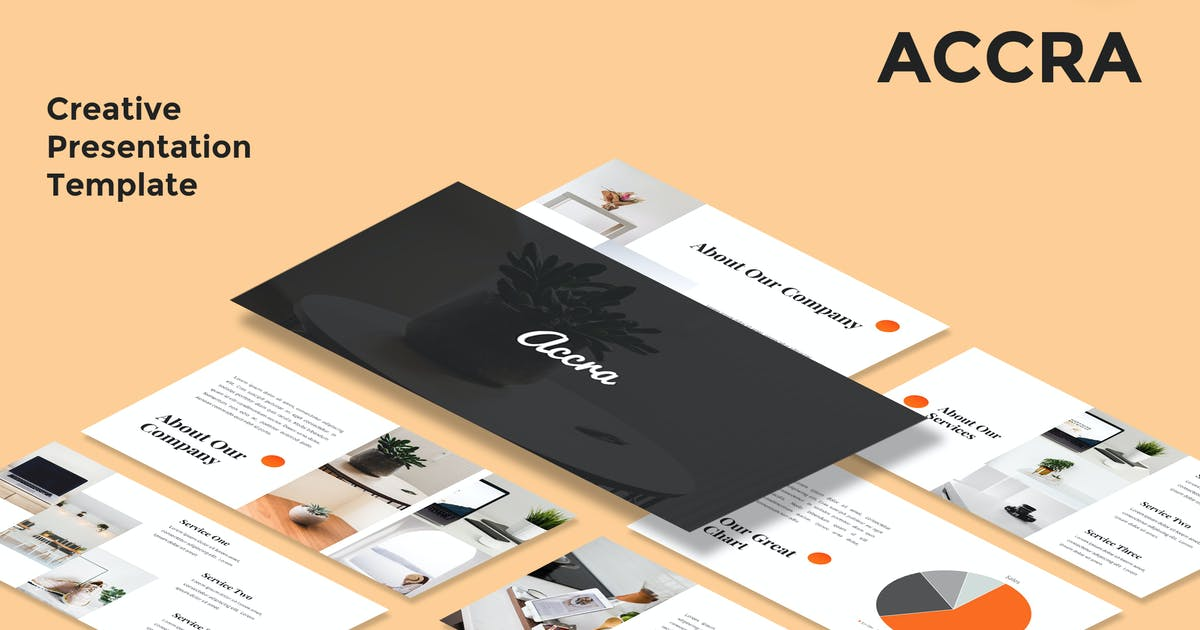 Download Accra - Creative Keynote Presentation Template by alexacrib