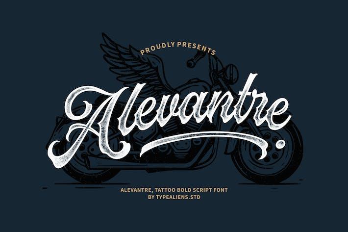 Thumbnail for Alevantre