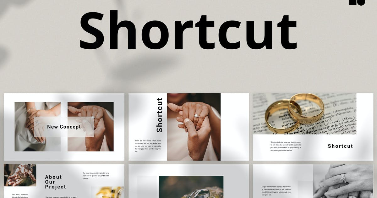 Download Shortcut - Keynote by graptailtype