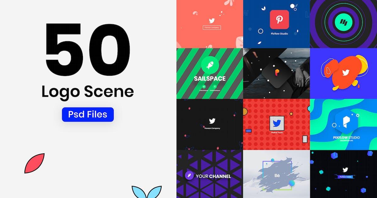 Download Logo Templates by Pixflow
