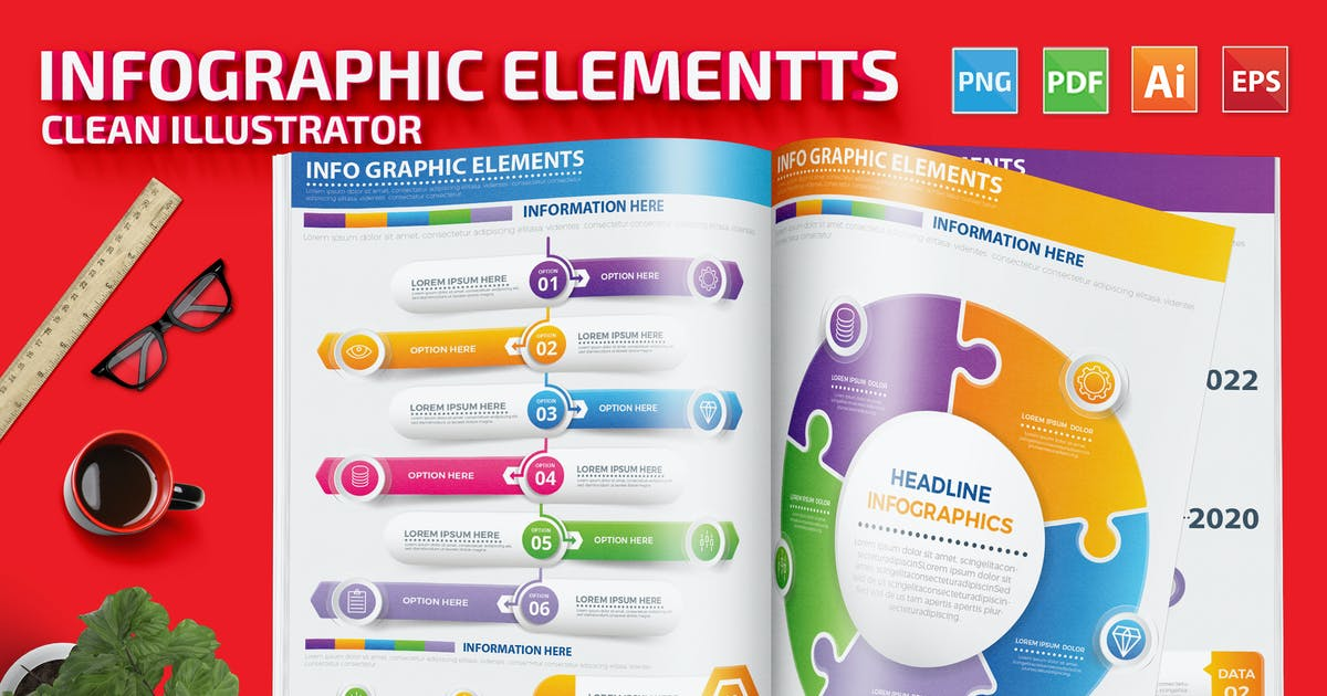 Download Infographics Elements design by mamanamsai