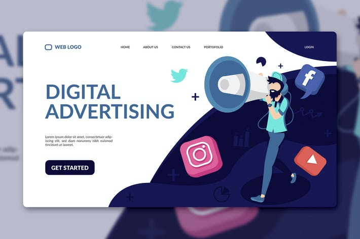 Thumbnail for Digital Marketing Advertising
