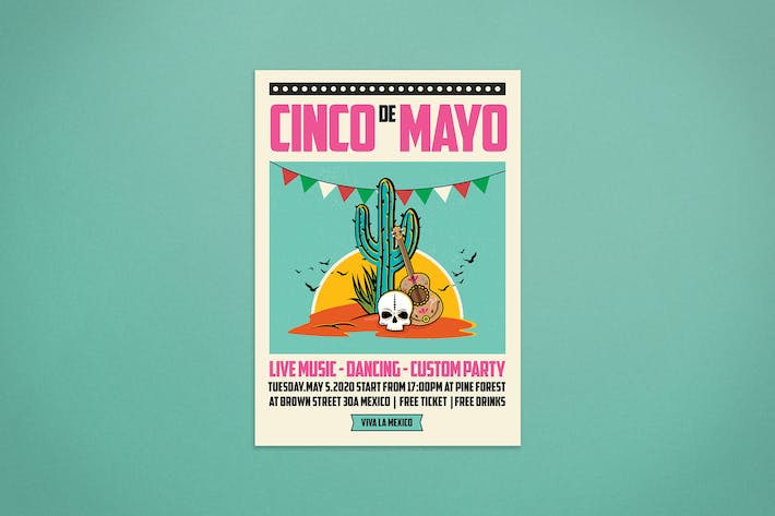 Thumbnail for Cinco De Mayo