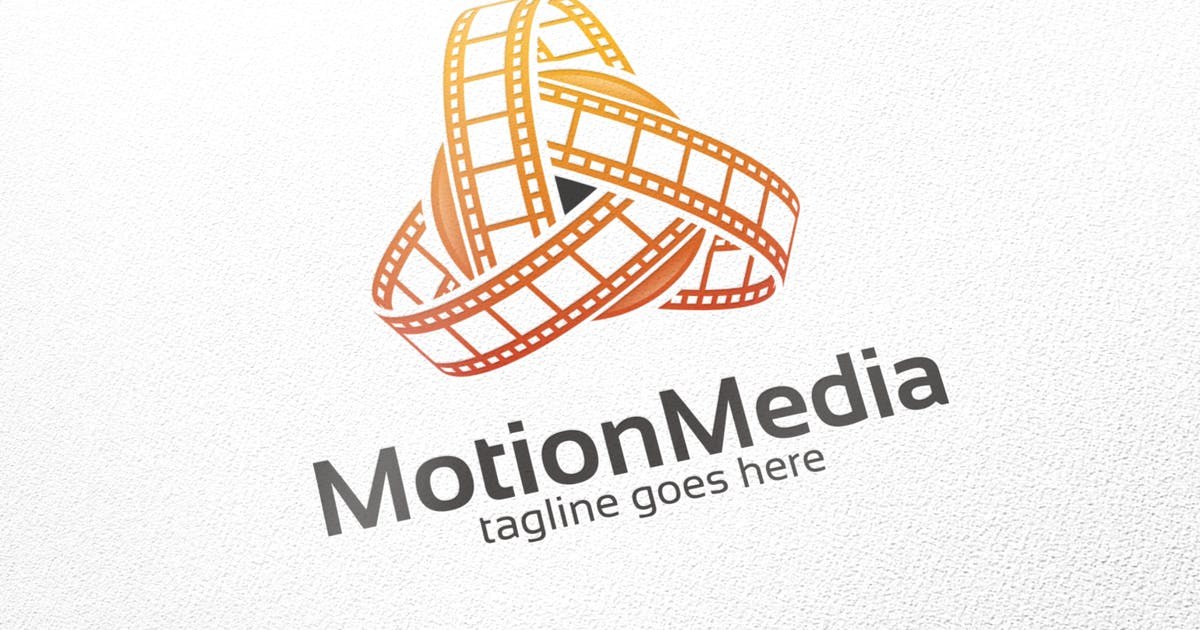 Download Motion Media - Logo Template by putra_purwanto
