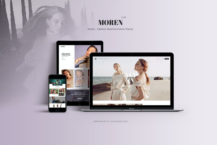 Moren - Moda WooCommerce Tema