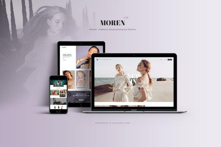 Moren - Fashion WooCommerce Theme