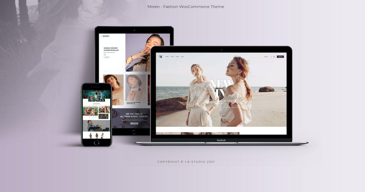 Download Moren - Fashion WooCommerce Theme by LA-Studio