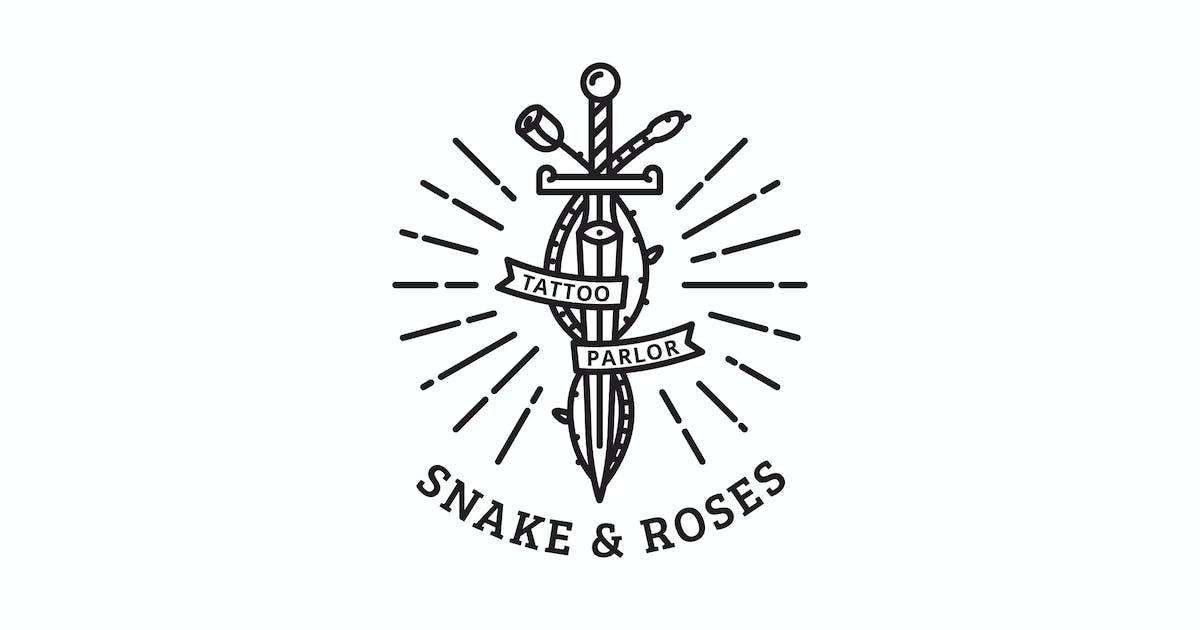 Download Snake & Roses by lastspark