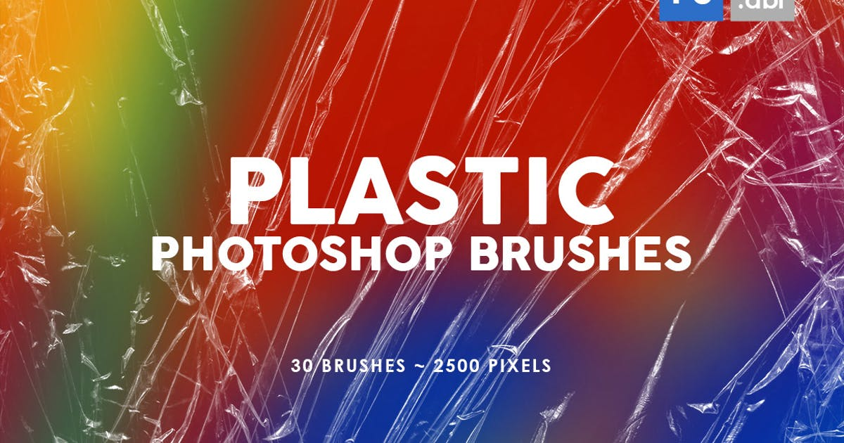 Download 30 Plastic Photoshop Stamp Brushes   02 by M-e-f