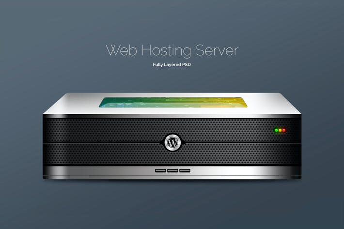 Thumbnail for Premium Web Hosting Server #1