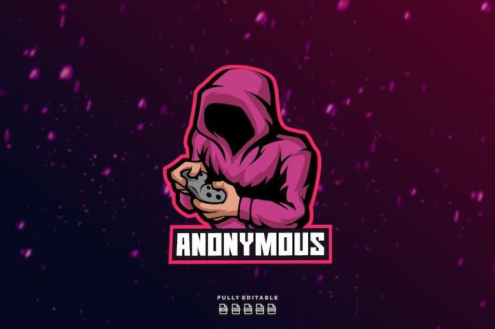 Thumbnail for Anonymous Gamer Logo