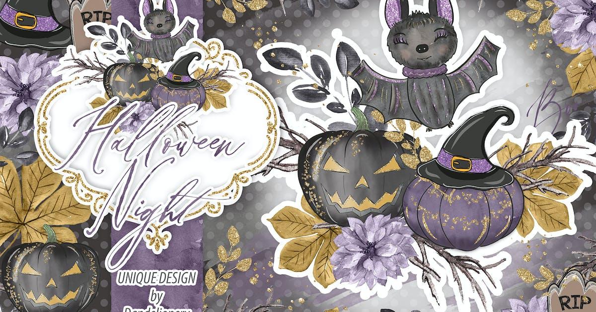Download Halloween Night design by designloverstudio