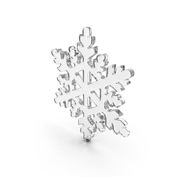 Cover Image for Ice Snowflake