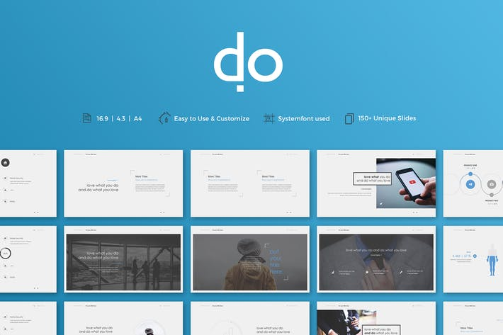 Thumbnail for do 2.0 Slides Template