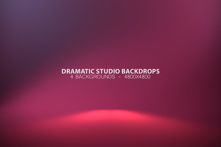 Thumbnail for Dramatic Studio Backdrops