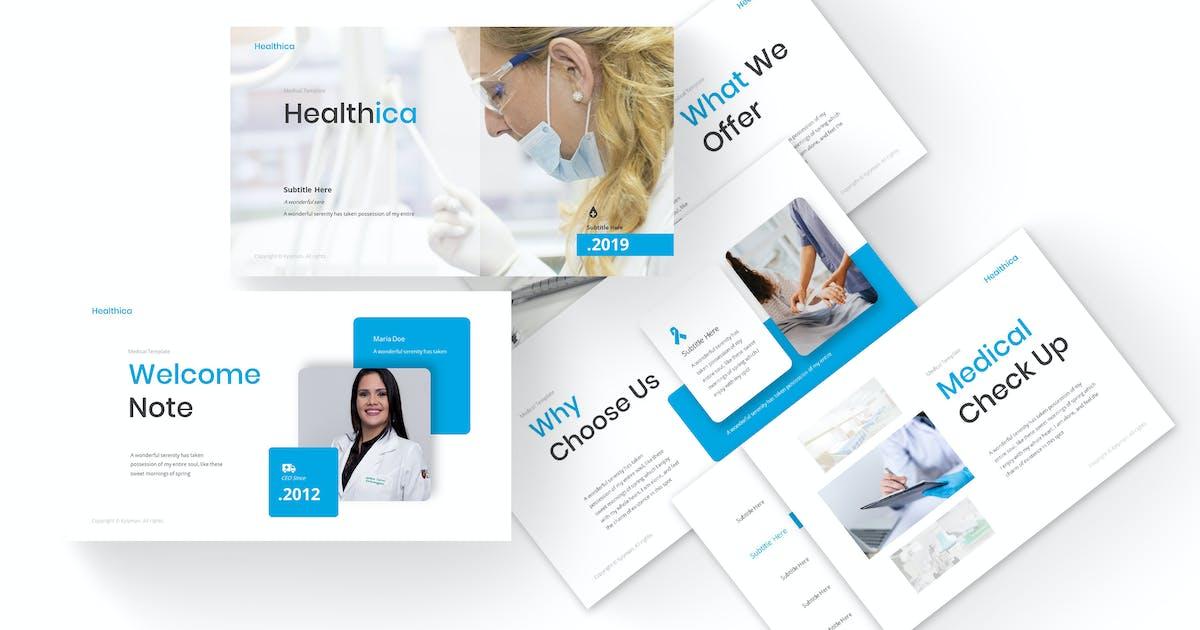Download Healthica - Medical Keynote by kylyman