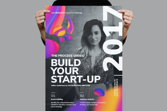 Thumbnail for Build Your Start-up Business Poster