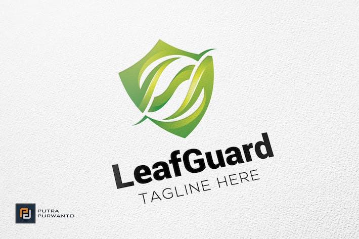 Thumbnail for Leaf Guard - Logo Template