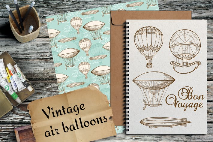 Thumbnail for Vintage Air Balloons