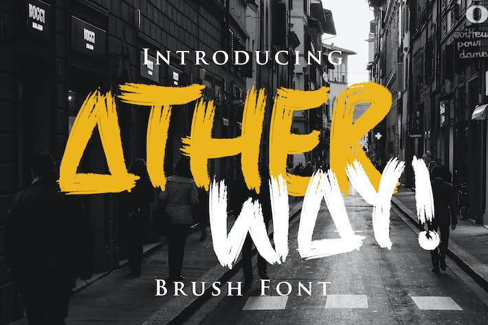 Cover Image For Ather Way