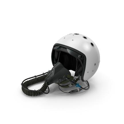 Шлем истребителя реактивного пилота