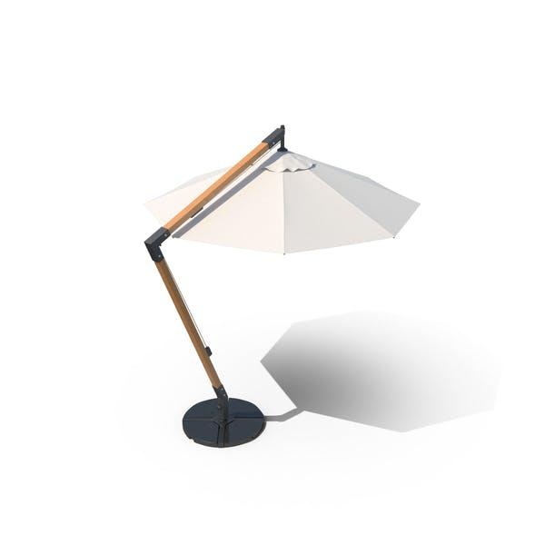 Outdoor Self-Standing Umbrella