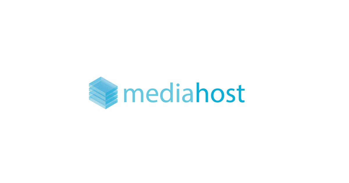 Download Media Host Logo Template by 1protheme