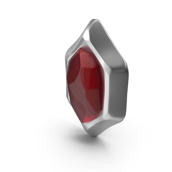 Piedra preciosa rubí