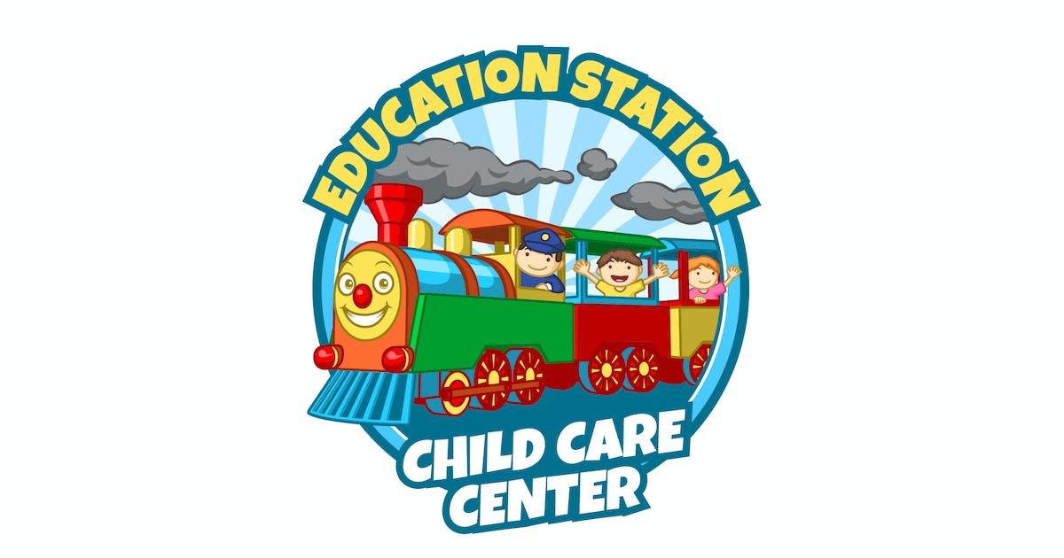 Download Education Center Logo by PremiumLayers