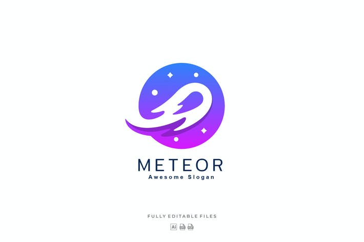 Thumbnail for Meteor Colorful Logo