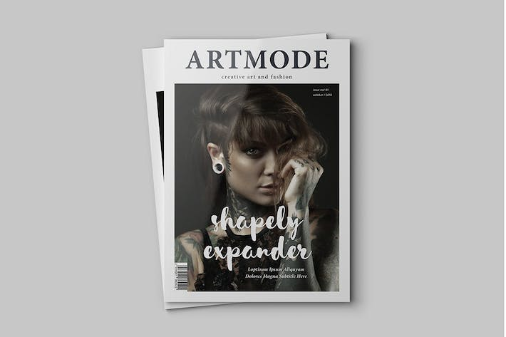 Thumbnail for Artmode Magazine