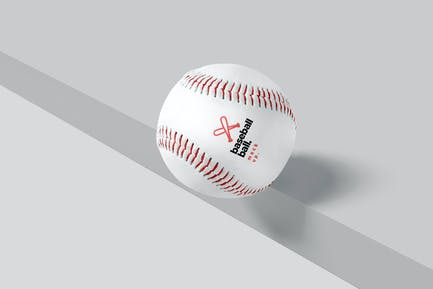 Baseball Ball Mockups