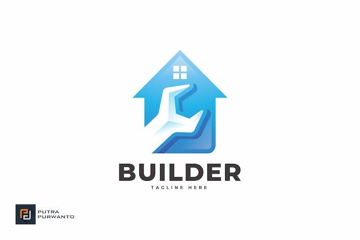 Thumbnail for Builder - Logo Template