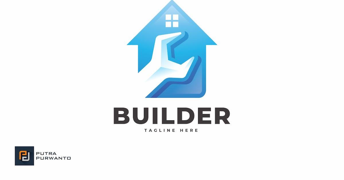 Download Builder - Logo Template by putra_purwanto