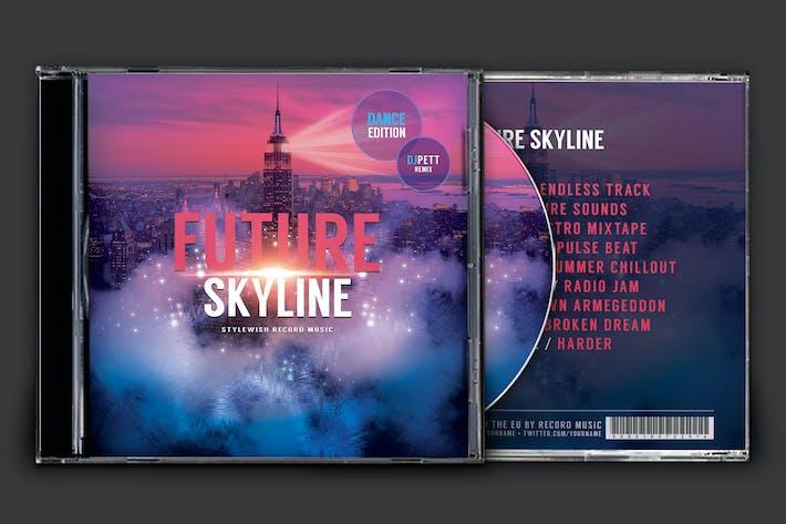 Thumbnail for Future Skyline CD Cover Artwork
