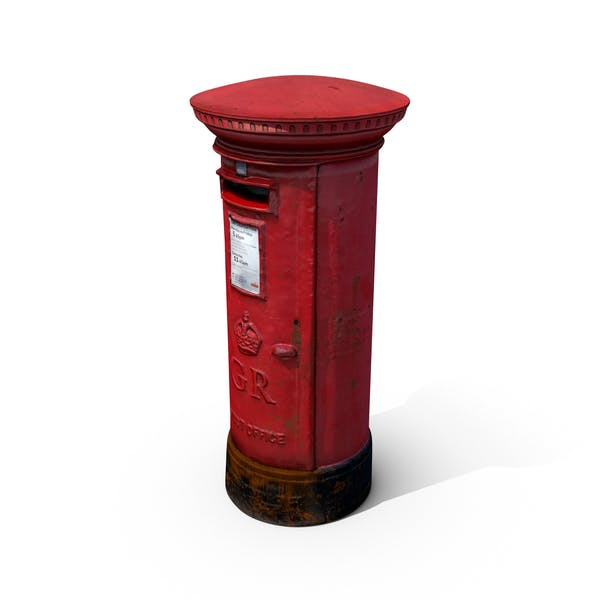 Thumbnail for British Post Box