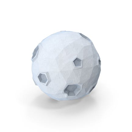 Low Poly Moon