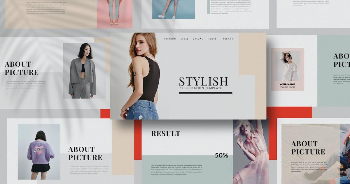 Download lentitude - Fashion Powerpoint by dirtylinestudio