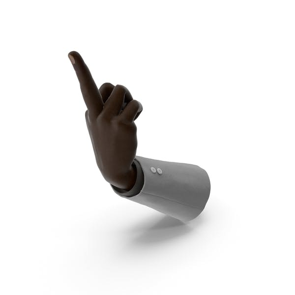 Thumbnail for Костюм руки давая палец