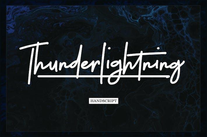 Thumbnail for Thunderlightning Script