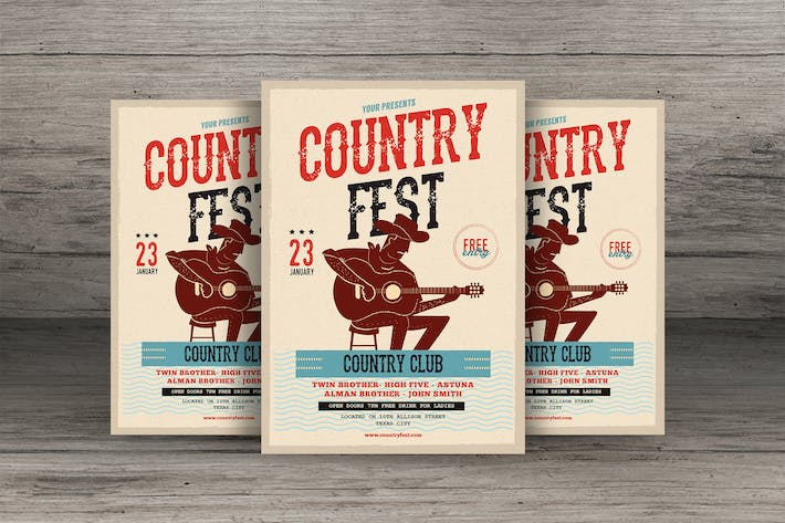Thumbnail for Country Festival