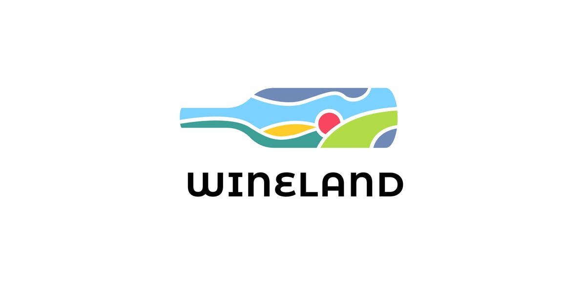 Download Wine logo by uispot