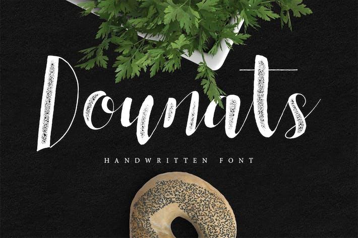Thumbnail for Dounats Tipo de letra