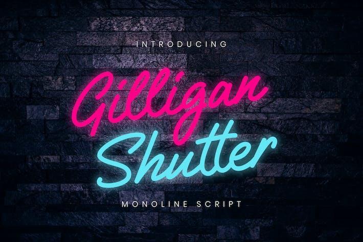 Thumbnail for Gilligan Shutter Monoline